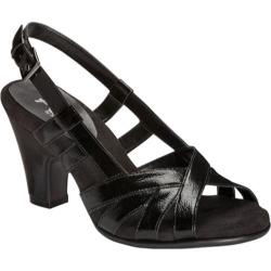 Women's A2 by Aerosoles Underscore Black Patent