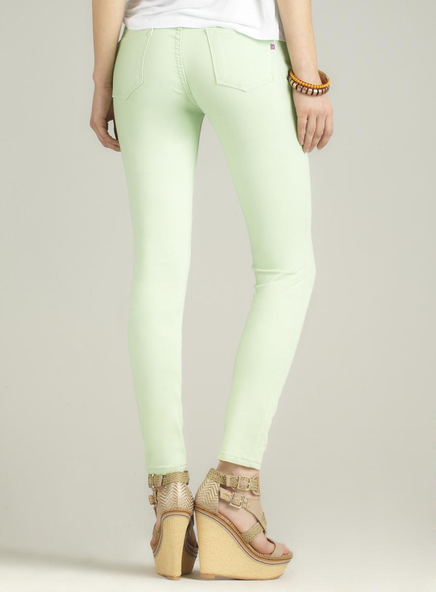 Vigoss Mint Skinny Jean
