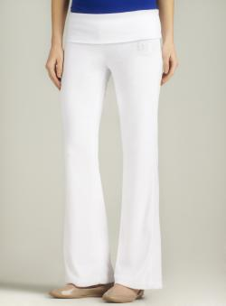 Max Sport Foldover Terry Pant