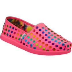 Girls' Skechers BOBS World Pretty Polka Pink/Multi
