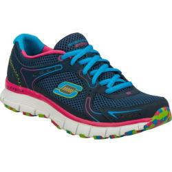 Women's Skechers Flex Fit Fade Away Navy/Blue