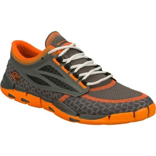 Men's Skechers GObionic Prana Gray/Orange