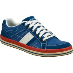 Men's Skechers Relaxed Fit Diamondback Boren Blue/White