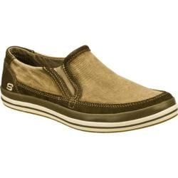 Men's Skechers Relaxed Fit Diamondback Sione Taupe