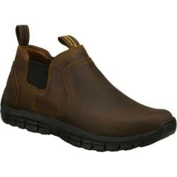 Men's Skechers Relaxed Fit Masen Planned Brown