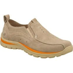 Men's Skechers Relaxed Fit Superior Bates Natural