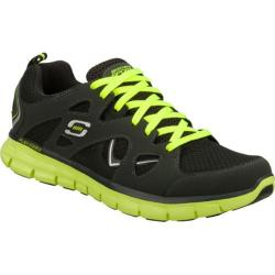 Men's Skechers Synergy Gridiron Black/Green