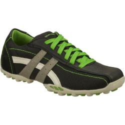 Men's Skechers Talus Detected Black/Green
