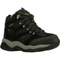 Men's Skechers Work Soft Stride Hemi Black