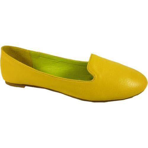 Women's L & C 719 Yellow