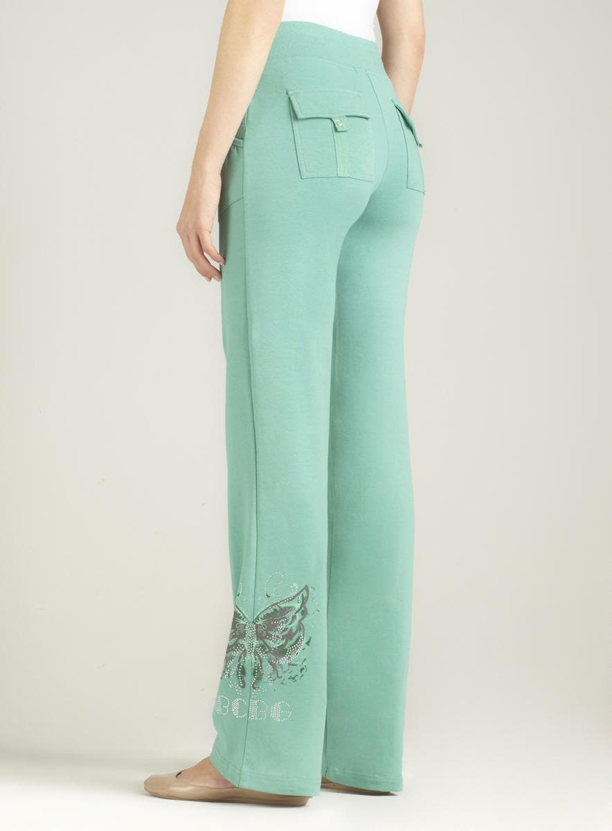 BCBG Butterfly Pocket Pant