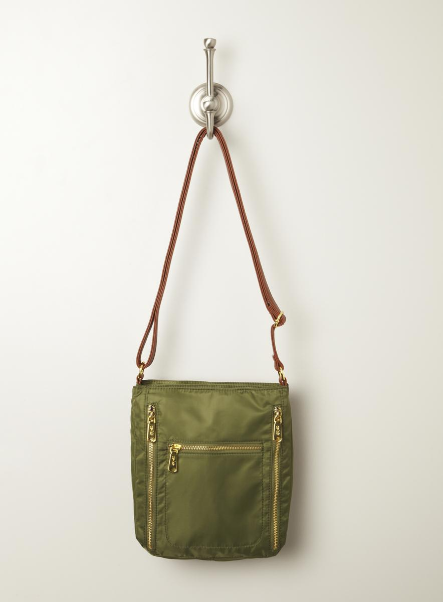 Co-Lab Nylon Parker Crossbody