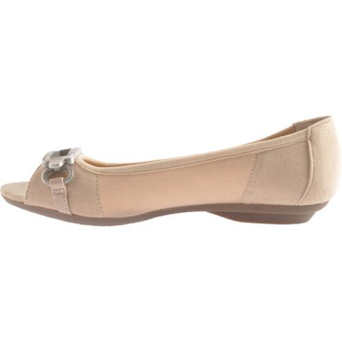 Women's Mootsies Tootsies Anatase Taupe Fabric