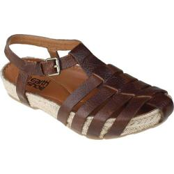 Women's Kalso Earth Shoe Endear Almond Full Grain Leather