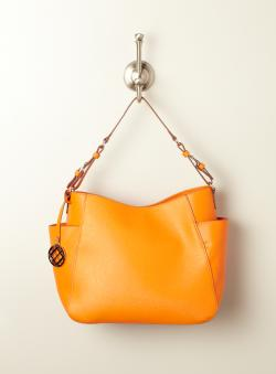 London Fog Graham Medallion Hobo