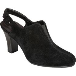 Women's Aerosoles Role Back Black Suede