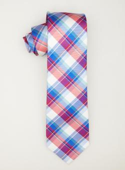 Tommy Hilfiger Quad Plaid Tie