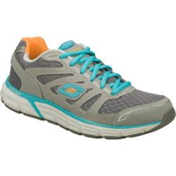 Women's Skechers Ace Overtime Gray/Blue