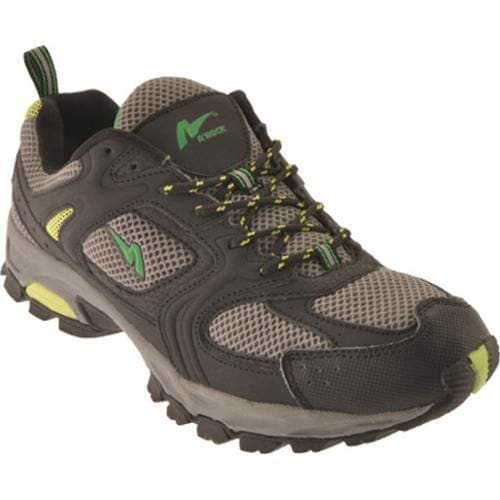 Men's A'Rock Brazen Black/Dark Grey/Green
