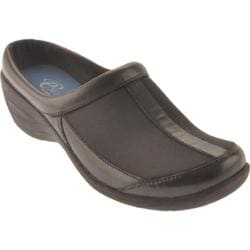 Women's Easy Spirit Kingsten Black Leather