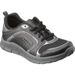Women's Easy Spirit Litewalk Black Leather