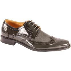 Men's Giorgio Venturi 6280 Gray Smooth Leather
