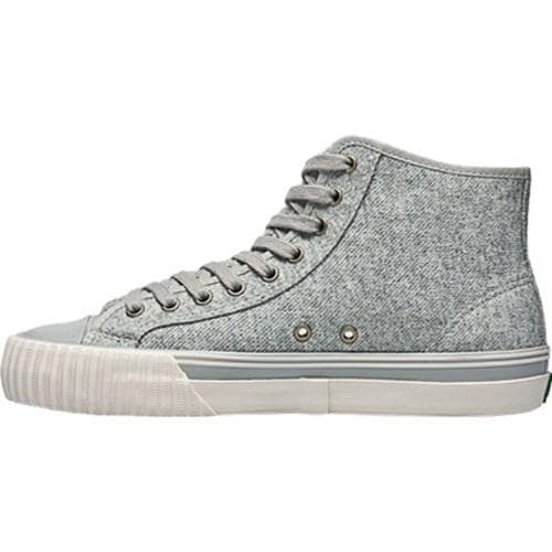 PF Flyers Center Hi Grey Wool