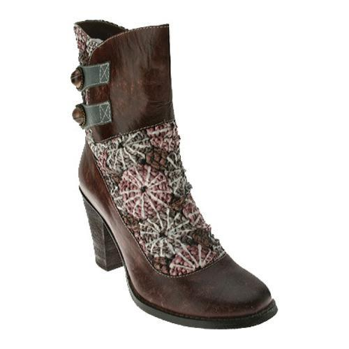 Women's Spring Step Celebration Brown Leather