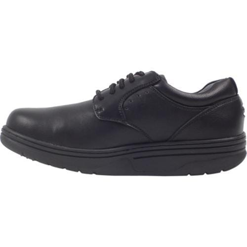 Men's Deer Stags Strength Black Leather