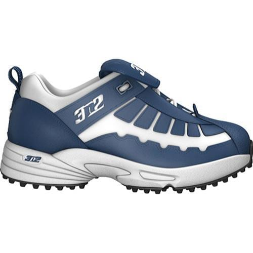 Men's 3N2 Pro Turf Trainer Low Navy/White