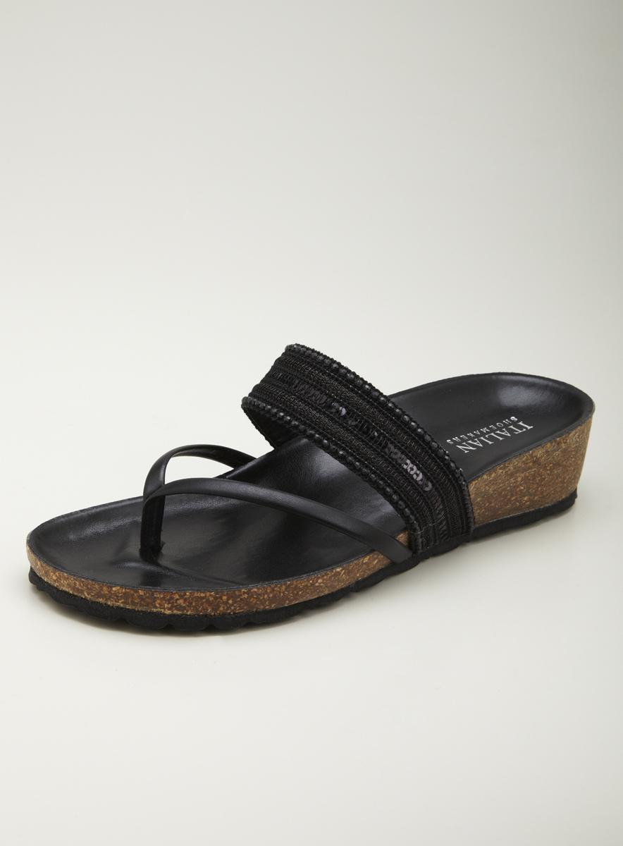 Italian Shoemakers Thong Sandal