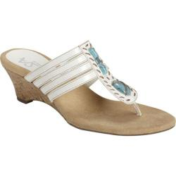 Women's A2 by Aerosoles Mound Cake White