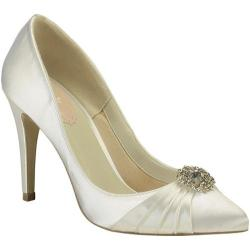 Women's Pink Paradox London Honey White Satin