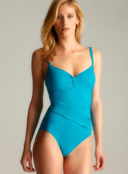 Jordan Taylor Cross Front One-piece