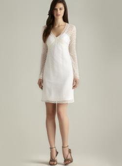 Phoebe Long Sleeve Lace Dress