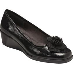 Women's A2 by Aerosoles System Black Patent