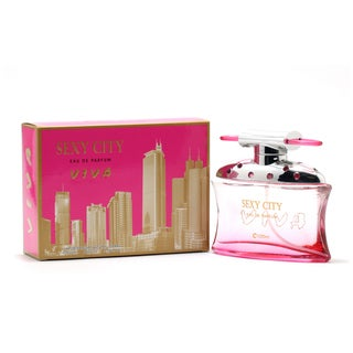 Sexy City 'Viva' Women's 3.4-ounce Eau de Parfum Spray