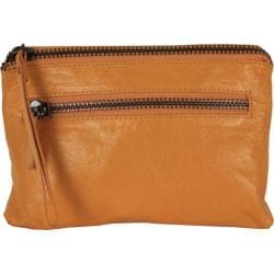Women's Latico Clara Clutch 7606 Gold Leather