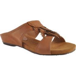 Women's Antia Shoes Clara Cognac