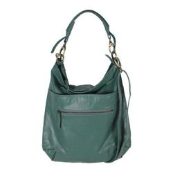 Women's Latico Francesca Hobo 7969 Sea Green Leather
