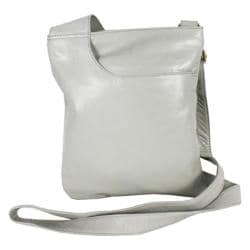 Women's Latico Athena Cross Body 7803 Stone Leather