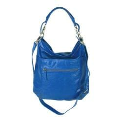 Women's Latico Francesca Hobo 7969 Blue Leather