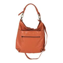 Women's Latico Francesca Hobo 7969 Salmon Leather
