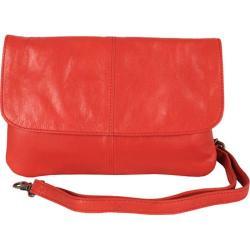 Women's Latico Lidia Crossbody Bag 7981 Poppy Leather