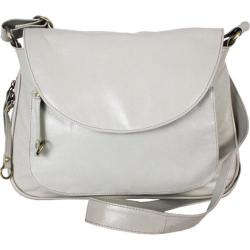 Women's Latico Mitzi Shoulderbag 7633 Stone Leather