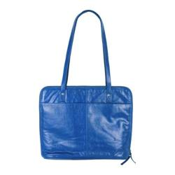 Women's Latico Roslyn 2588 Blue Leather