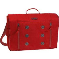 OGIO Women's Red Midtown 15-inch Laptop Messenger Bag
