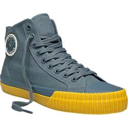 PF Flyers Center Hi China Blue/Yellow Canvas