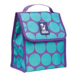 Wildkin Munch 'n Lunch Bag Big Dots Aqua
