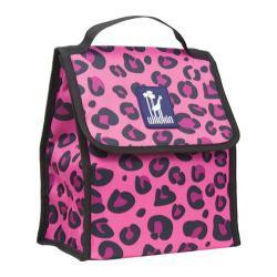 Wildkin Pink Leopard Munch 'n Lunch Bag